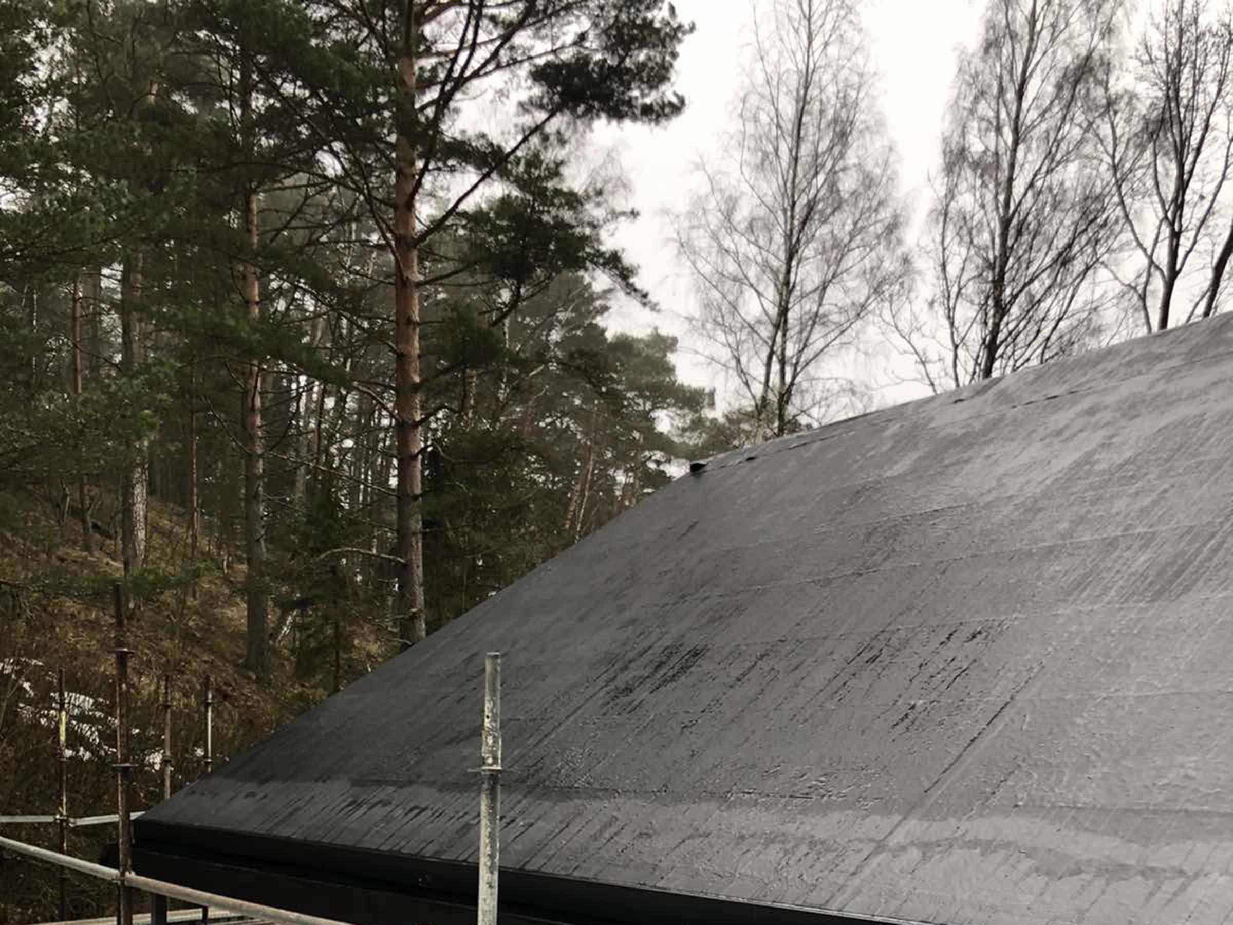Šlaitinis stogas, Juodkrantė - 2021 m.