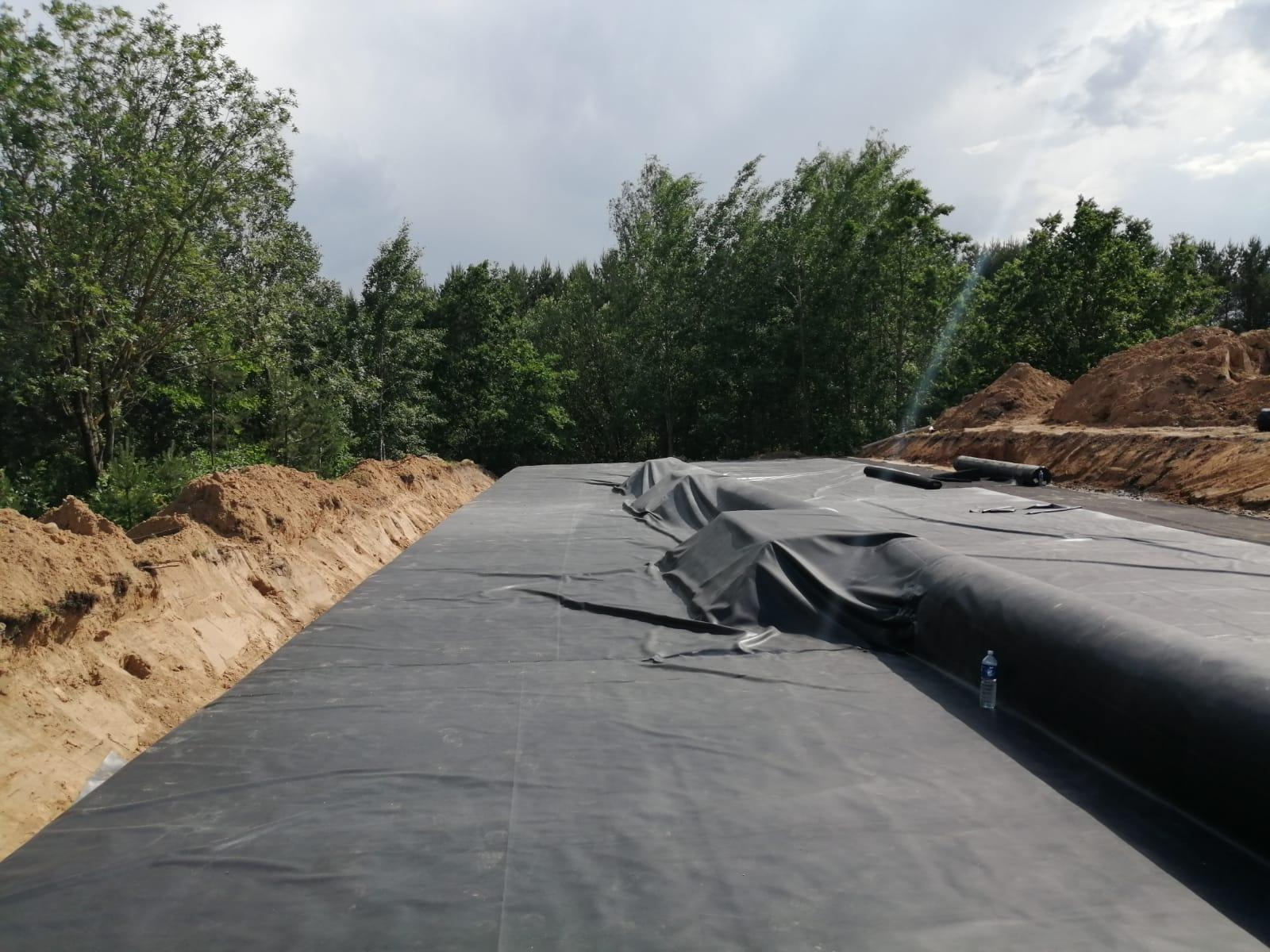 Požeminis vandens rezervuaras, Vilnius - 2020 m.