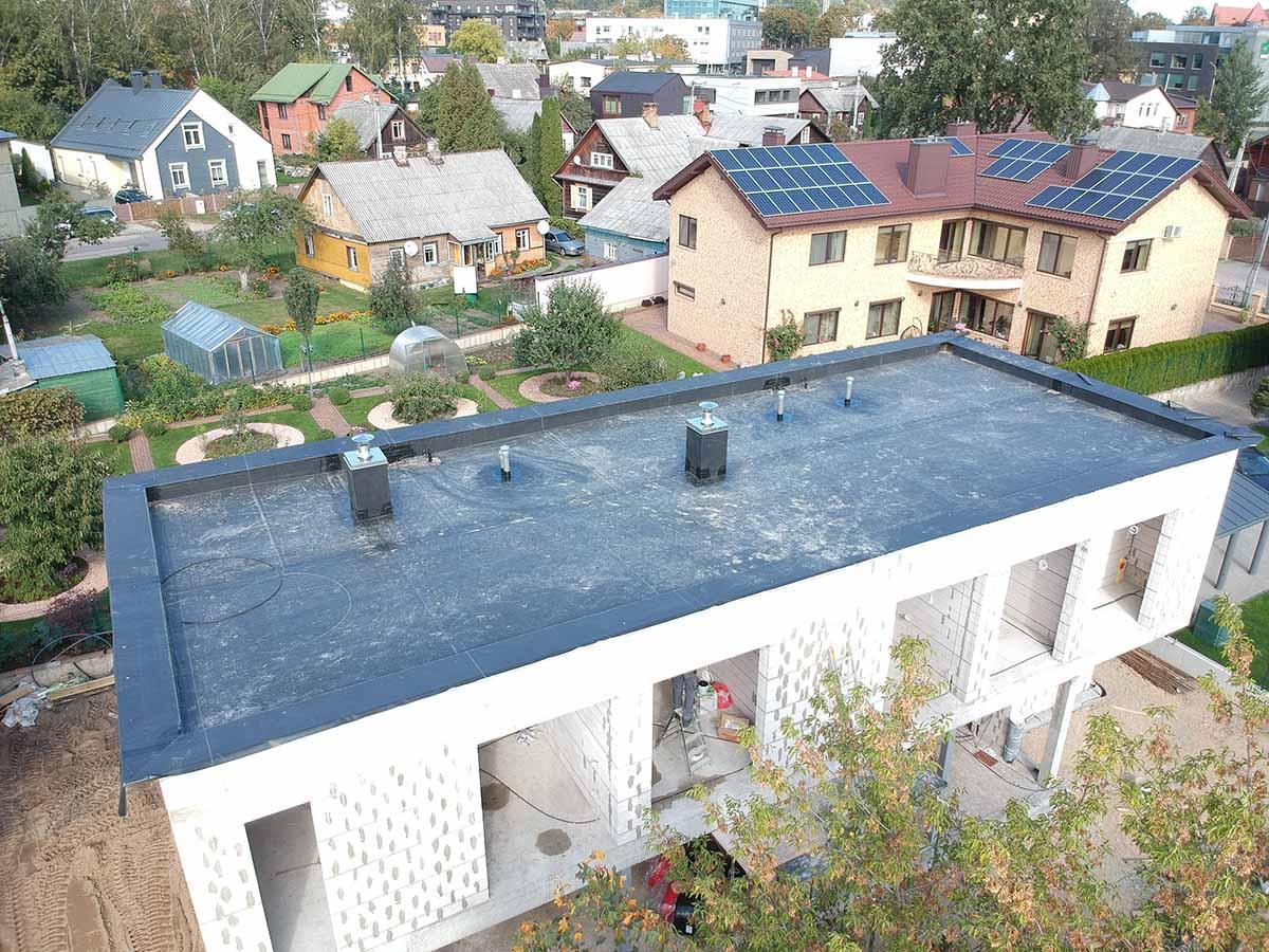 Privatus namas, Vilnius - 2020 m.