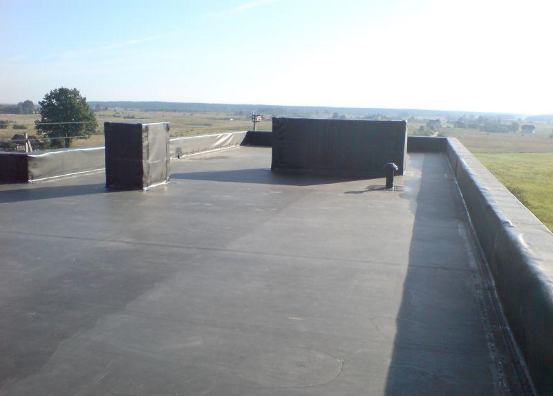 EPDM stogas 120 m2 2012 m.