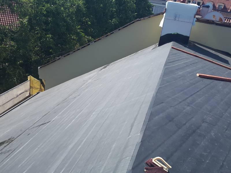 Šlaitinis stogas, Vilnius - 2019 m.